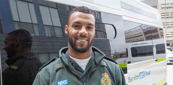Find out about the Patient Transport Service