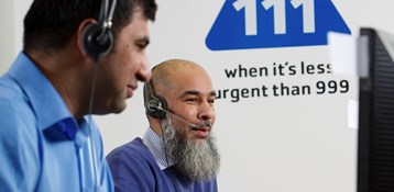 Find out about the NHS 111 service