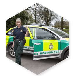 Ambulance service responses | Yorkshire Ambulance Service