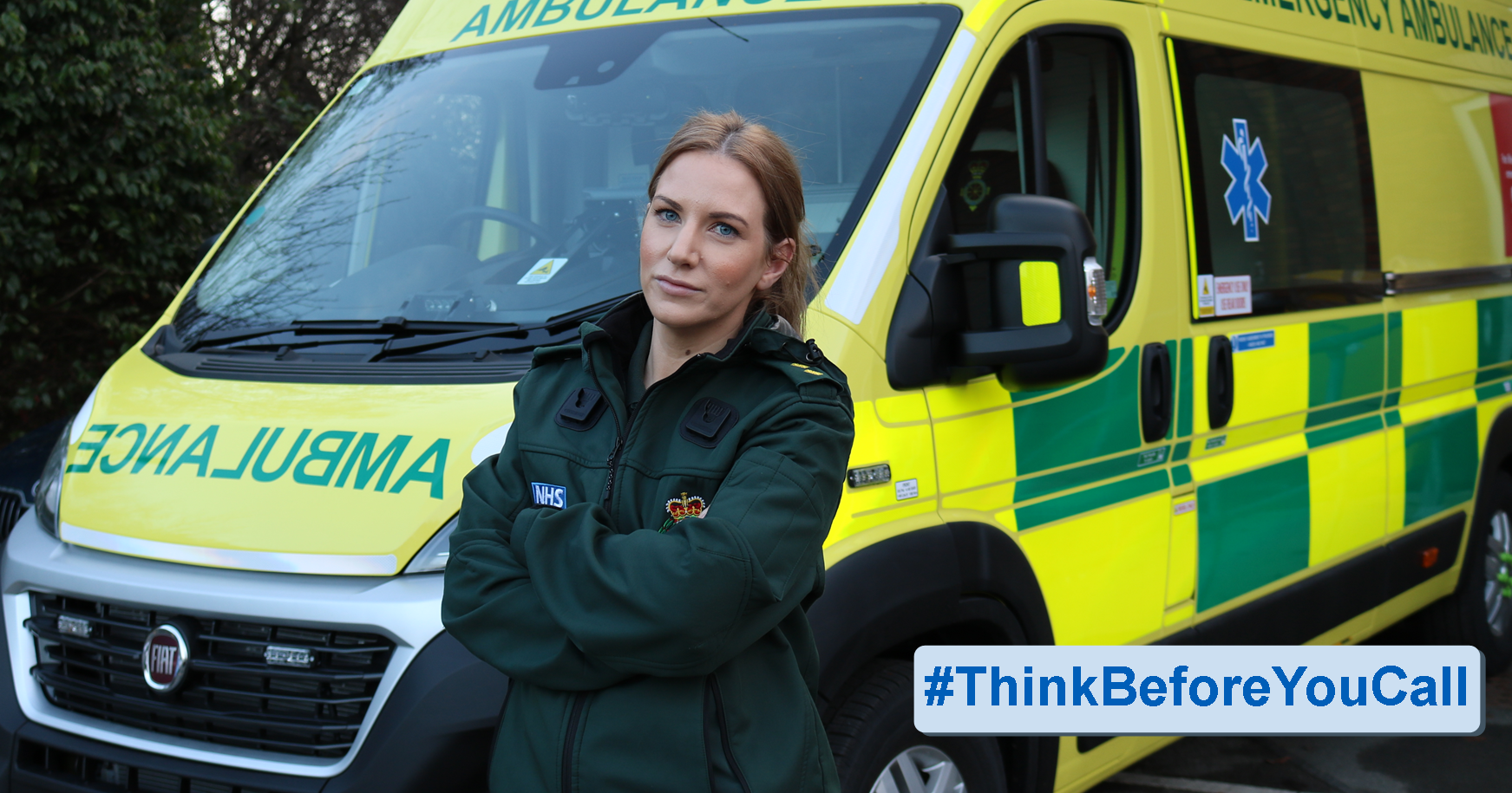 Think Before You Call | Yorkshire Ambulance Service