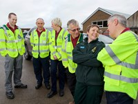 Yorkshire Ambulance Service NHS Trust is calling for new volunteers to become Community First Responders (CFRs) in Bridlington.