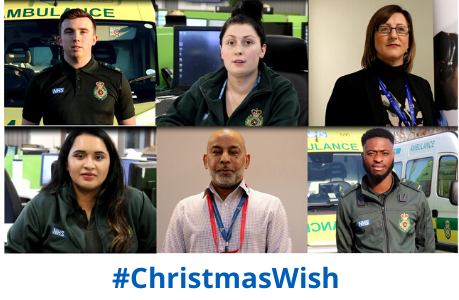 #ChristmasWish Campaign