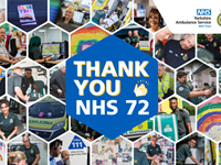 Help us mark the 72nd anniversary of the NHS