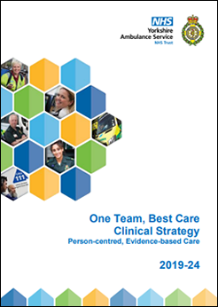 One Team, Best Care Clinical Strategy 2019-24